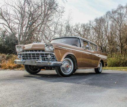 1959 AMC Rambler Custom Sedan zu verkaufen
