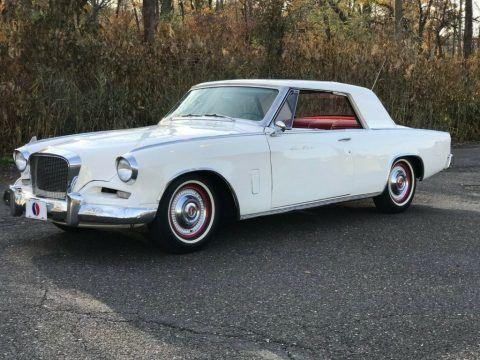 1962 Studebaker Hawk zu verkaufen