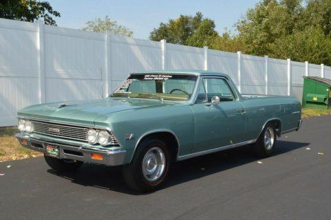 1966 Chevrolet El Camino zu verkaufen