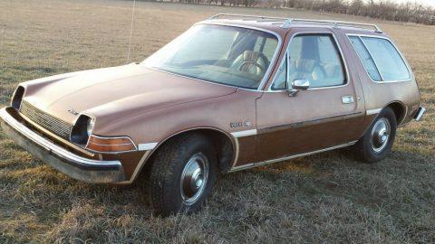 1977 AMC Pacer zu verkaufen