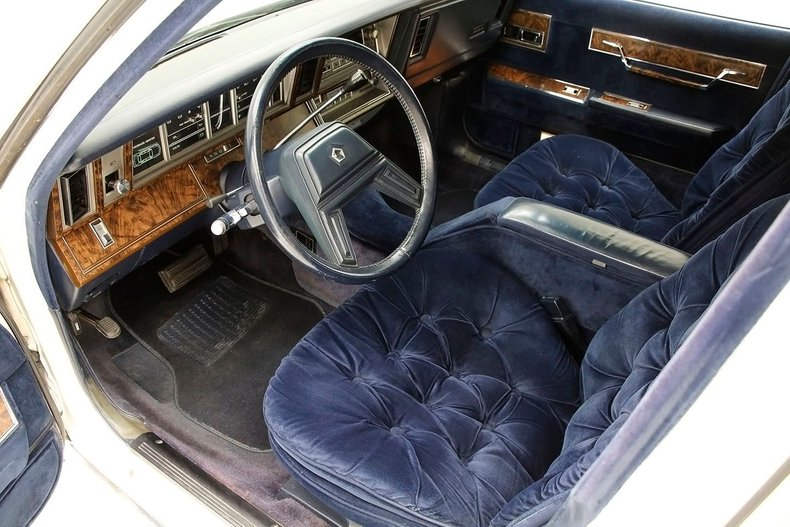 1985 Chrysler Executive Limo