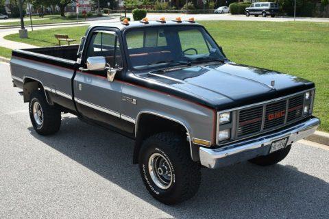 1987 GMC Sierra 1500 zu verkaufen