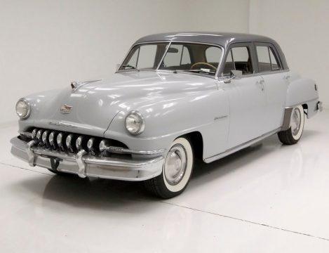 1951 DeSoto Custom zu verkaufen