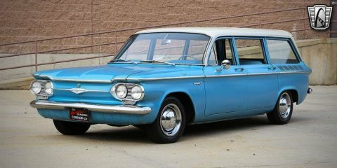 1961 Chevrolet Corvair Lakewood zu verkaufen