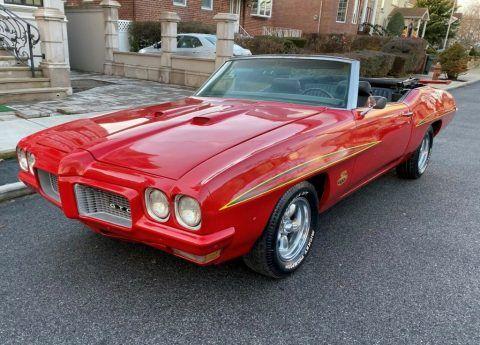 1970 Pontiac GTO Convertible zu verkaufen