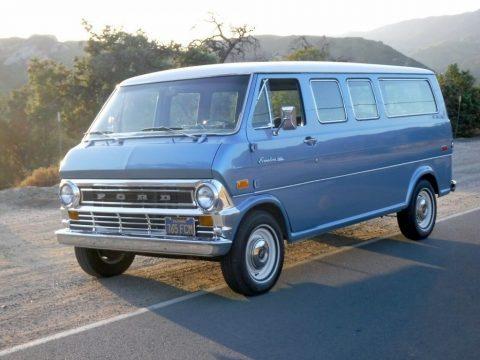 1972 Ford E-200 zu verkaufen
