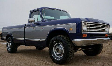 1975 International Harvester 150 zu verkaufen