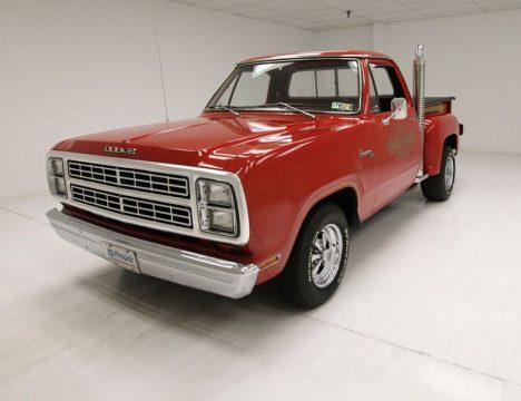 1979 Dodge Lil' Red Express zu verkaufen