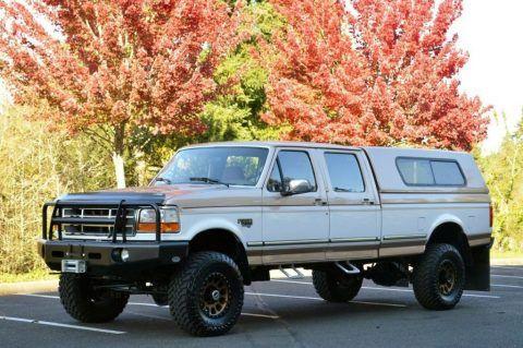 1997 Ford F-350 zu verkaufen