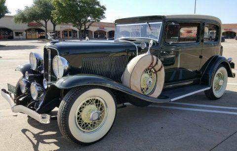 1932 Auburn Brougham zu verkaufen