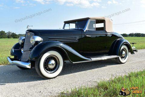 1935 Buick Model 35-56C zu verkaufen