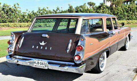 1959 Dodge Custom Royal Sierra STW zu verkaufen