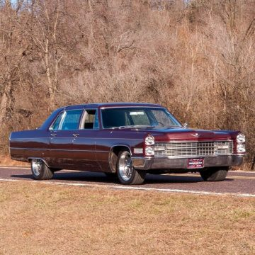 1966 Cadillac Fleetwood 75 Limousine zu verkaufen