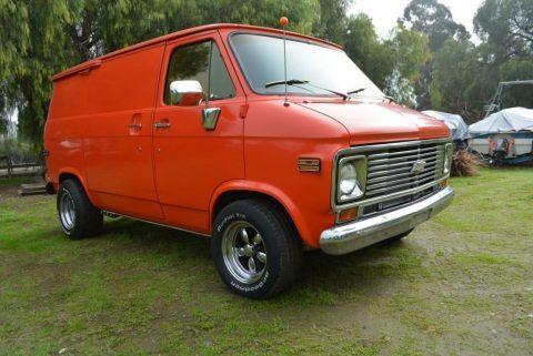 1974 Chevrolet G10 zu verkaufen
