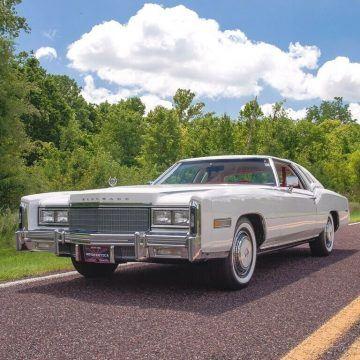 1977 Cadillac Eldorado Biarritz zu verkaufen