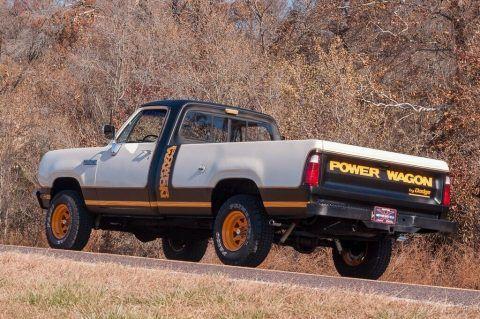 1979 Dodge Power Wagon zu verkaufen