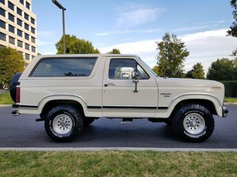 1986 Ford Bronco zu verkaufen