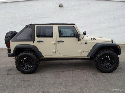 2011 Jeep Wrangler zu verkaufen