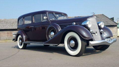 1934 Buick Model 33 Series 90L zu verkaufen