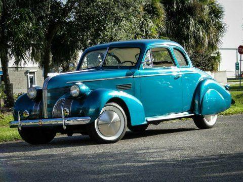 1939 Pontiac Business Coupe zu verkaufen