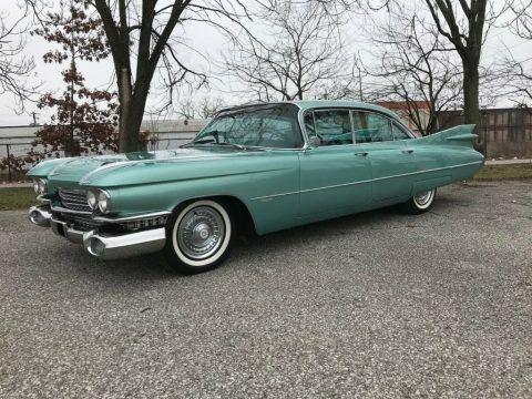1959 Cadillac Series 62 Sedan zu verkaufen