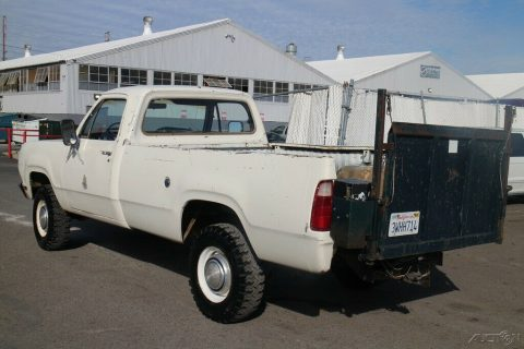 1977 Dodge W150 zu verkaufen