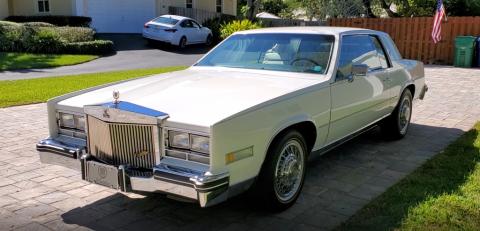 1985 Cadillac Eldorado zu verkaufen