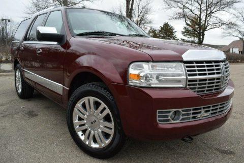 2012 Lincoln Navigator zu verkaufen