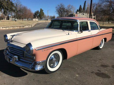 1956 Chrysler Windsor zu verkaufen
