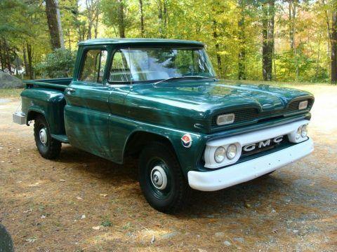 1961 GMC Pickup zu verkaufen