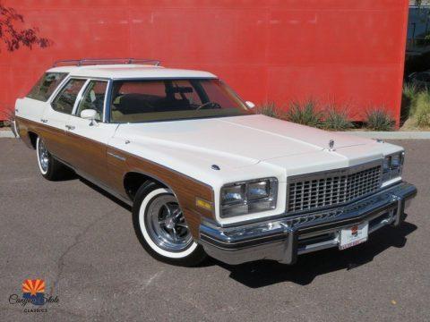1976 Buick Estate Wagon zu verkaufen