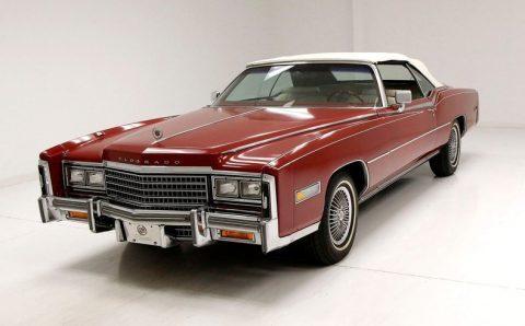 1978 Cadillac Eldorado Biarritz Convertible zu verkaufen