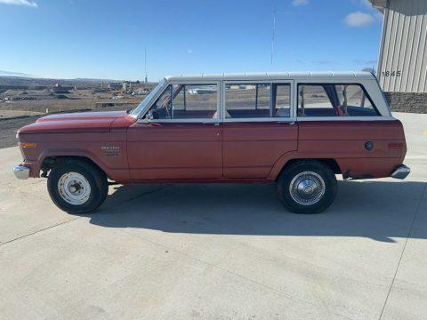 1979 Jeep Cherokee zu verkaufen