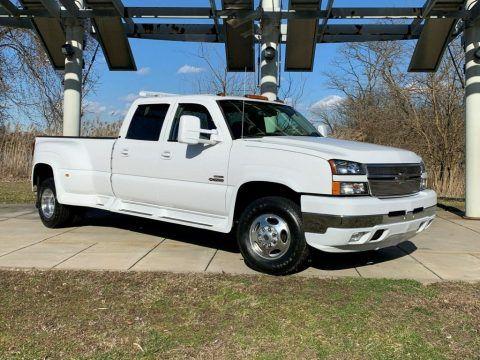 2007 Chevrolet Silverado 3500 zu verkaufen