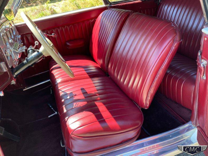 1936 Cord 810 Phaeton