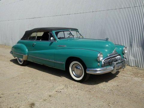 1947 Buick Super 56-C zu verkaufen