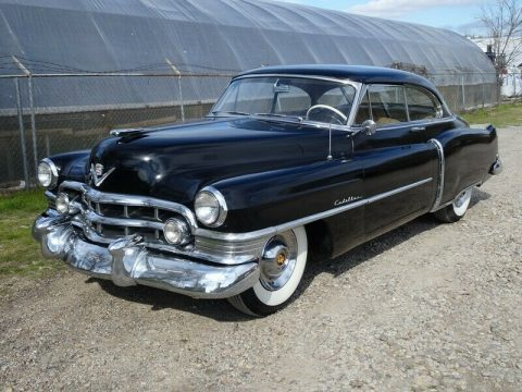 1950 Cadillac Series 61 Coupe zu verkaufen