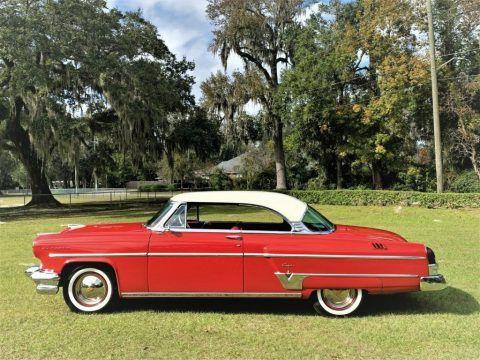 1954 Lincoln Capri zu verkaufen