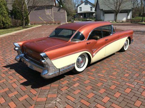 1957 Buick Century zu verkaufen