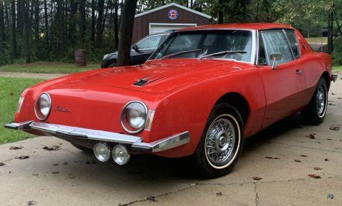 1963 Studebaker Avanti zu verkaufen