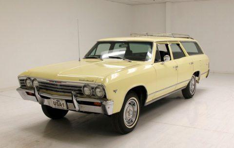 1967 Chevrolet Chevelle Malibu zu verkaufen
