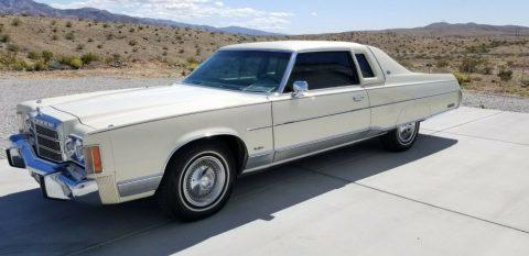 1975 Chrysler New Yorker zu verkaufen