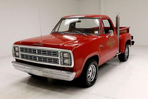 1979 Dodge D100 zu verkaufen