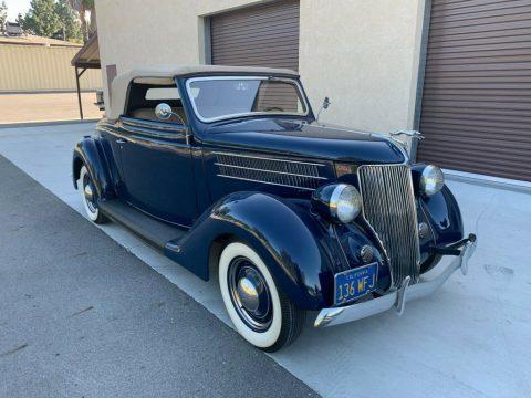 1936 Ford Deluxe zu verkaufen
