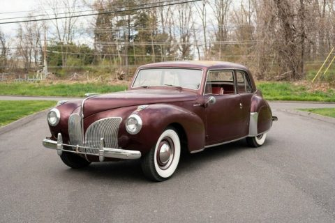 1941 Lincoln Continental zu verkaufen