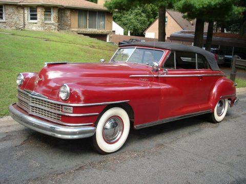 1948 Chrysler New Yorker zu verkaufen