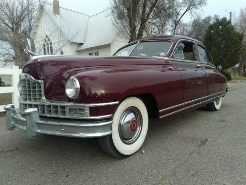 1949 Packard Custom Eight zu verkaufen