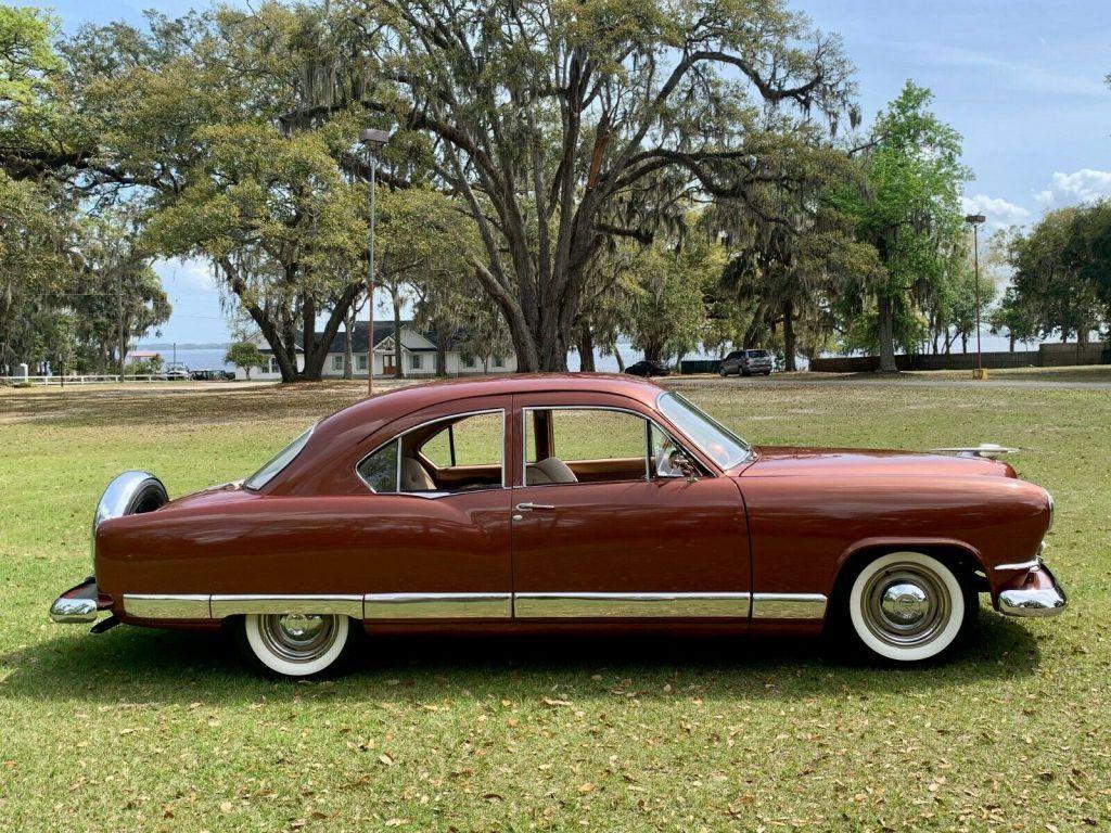 1951 Kaiser Special