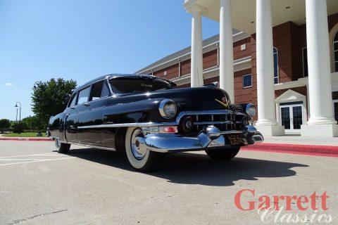 1952 Cadillac Fleetwood Series 75 Imperial Limousine zu verkaufen