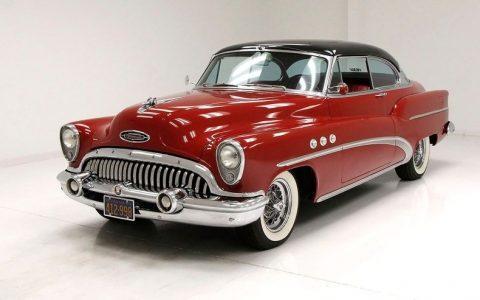 1953 Buick Super Riviera zu verkaufen